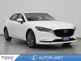 Used 2020 Mazda MAZDA6 GS-L, Back Up Cam, Apple CarPlay,Blind Spot Assist for sale in Clarington, ON