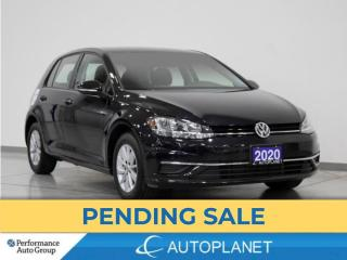 Used 2020 Volkswagen Golf Comfortline, Back Up Cam, Android Auto, Bluetooth! for sale in Clarington, ON