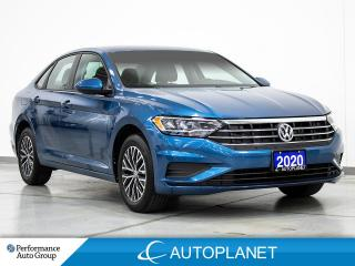 Used 2020 Volkswagen Jetta Comfortline, Heated Seats, Bluetooth,Clean Carfax! for sale in Clarington, ON