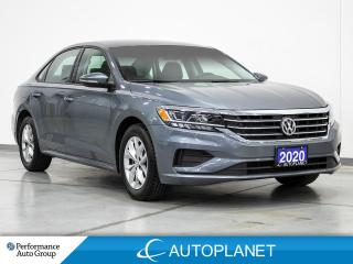 Used 2020 Volkswagen Passat Comfortline, Back Up Cam, MirrorLink, Remote Start for sale in Clarington, ON