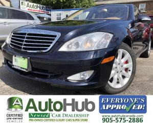 Used 2007 Mercedes-Benz S-Class S550 4MATIC for sale in Hamilton, ON