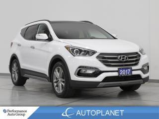 Used 2017 Hyundai Santa Fe Sport AWD, Navi, Pano Roof, Heated Seats, Back Up Cam! for sale in Clarington, ON