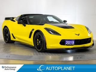 Used 2019 Chevrolet Corvette Z06 3LZ, Supercharged, Z07 Performance Pkg,650 HP for sale in Clarington, ON