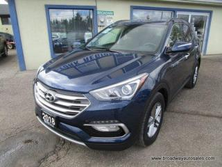 Used 2018 Hyundai Santa Fe LIKE NEW SPORT-EDITION 5 PASSENGER 2.4L - DOHC.. HEATED SEATS & WHEEL.. BACK-UP CAMERA.. DRIVE-MODE-SELECT.. BLUETOOTH SYSTEM.. for sale in Bradford, ON