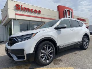 New 2021 Honda CR-V Touring for sale in Simcoe, ON