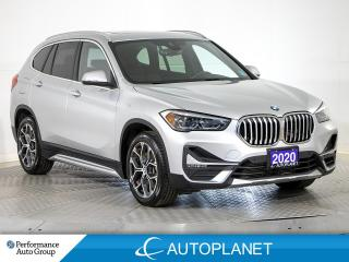 Used 2020 BMW X1 xDrive28i, Premium Essential Pkg, Navi, HiFi Sound for sale in Clarington, ON