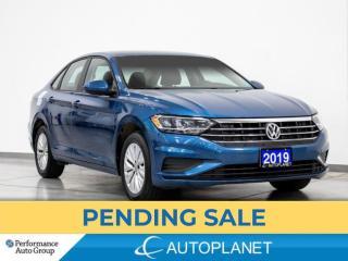 Used 2019 Volkswagen Jetta Comfortline, Back Up Cam, Apple CarPlay! for sale in Clarington, ON