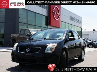 Used 2009 Nissan Sentra 2.0 for sale in Kingston, ON