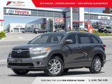 Photo of Grey 2016 Toyota Highlander