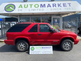 Used 2005 GMC Jimmy SLS 2 DR. 4X4 FREE BCAA & WRNTY for sale in Langley, BC