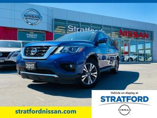 Used 2017 Nissan Pathfinder SL 4WD for sale in Stratford, ON