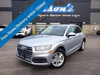 Used 2018 Audi Q5 Komfort, AWD, Leather, Heated Seats, Bluetooth, Rear Camera, Power Seat, New Tires and More! for sale in Guelph, ON