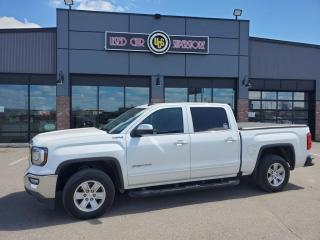 Used 2017 GMC Sierra 1500 4WD Crew Cab 143.5  SLE for sale in Thunder Bay, ON