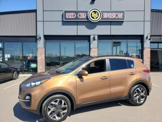 Used 2020 Kia Sportage EX Tech AWD -Ltd Avail- for sale in Thunder Bay, ON