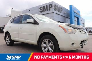 Used 2008 Nissan Rogue SL - AWD, Remote Start, Sunroof for sale in Saskatoon, SK