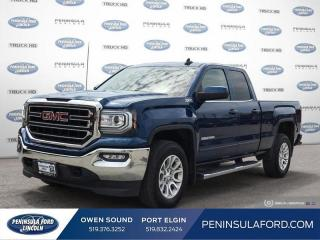 Used 2019 GMC Sierra 1500 Limited SLE -  Android Auto - $290 B/W for sale in Port Elgin, ON