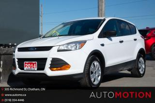 Used 2014 Ford Escape S for sale in Chatham, ON