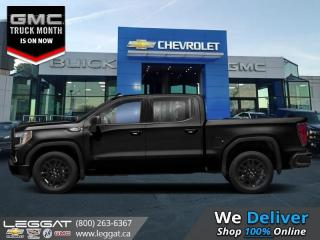 New 2021 GMC Sierra 1500 Elevation - Diesel Engine for sale in Burlington, ON