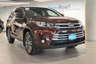Used 2019 Toyota Highlander XLE AWD for sale in Richmond, BC