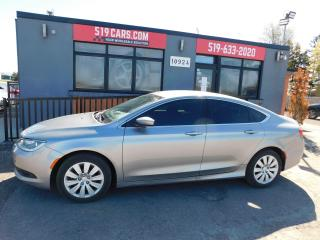 Used 2015 Chrysler 200 LX | Cruise | Low Kms for sale in St. Thomas, ON