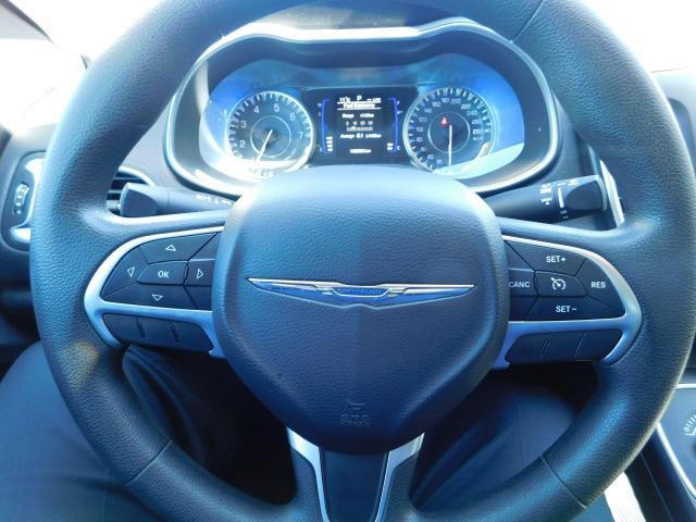 2015 Chrysler 200 LX   Cruise   Low Kms