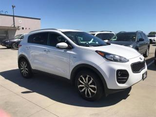 Used 2017 Kia Sportage EX Premium AWD for sale in Richmond, BC