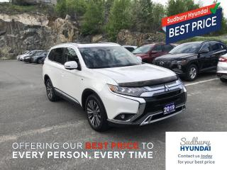 Used 2019 Mitsubishi Outlander GT for sale in Sudbury, ON