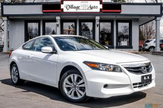 Used 2011 Honda Accord EX-L for sale in Ancaster, ON