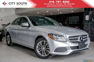 Used 2016 Mercedes-Benz C-Class C-300 4MATIC - Approval Guaranteed->Bad Credit for sale in Toronto, ON