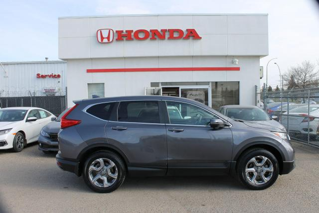 2017 Honda CR-V EX AWD SUNROOF HONDA CERTIFIED