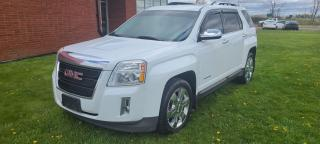 Used 2011 GMC Terrain SLT-2 for sale in London, ON