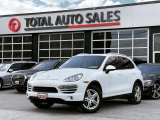Used 2013 Porsche Cayenne PREMIUM PLUS | XENON | NAVI for sale in North York, ON