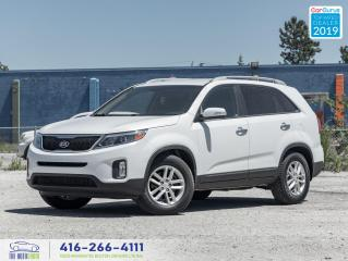 Used 2014 Kia Sorento LX 2.4 GDI|FWD|Heated seats|Low kms| for sale in Bolton, ON