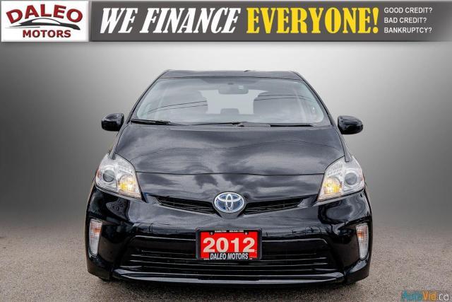 2012 Toyota Prius HYBRID / BACK UP CAM / BLUETOOTH Photo3