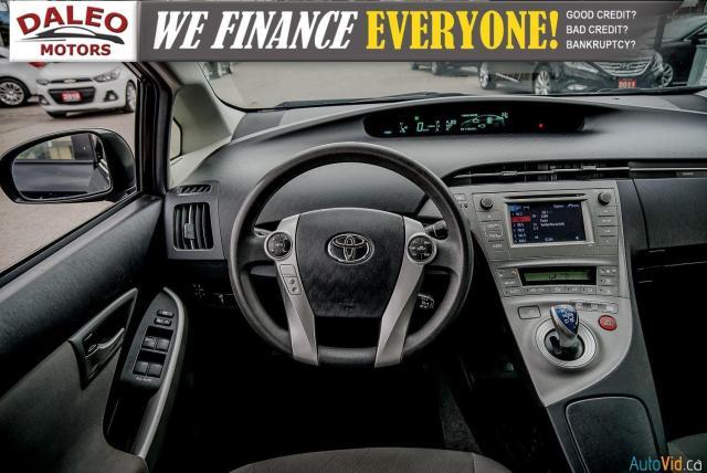 2012 Toyota Prius HYBRID / BACK UP CAM / BLUETOOTH Photo14