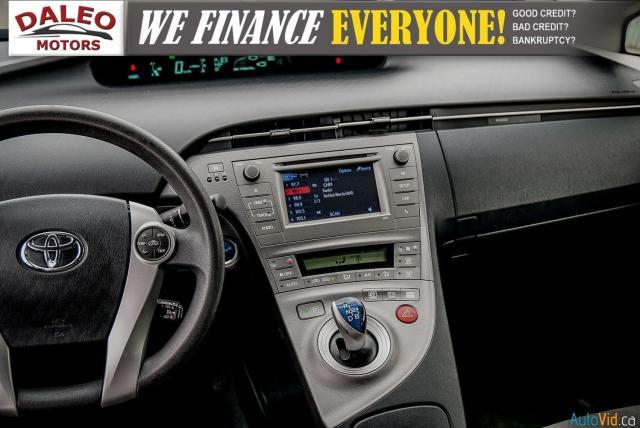 2012 Toyota Prius HYBRID / BACK UP CAM / BLUETOOTH Photo15