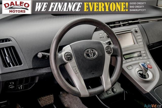 2012 Toyota Prius HYBRID / BACK UP CAM / BLUETOOTH Photo16