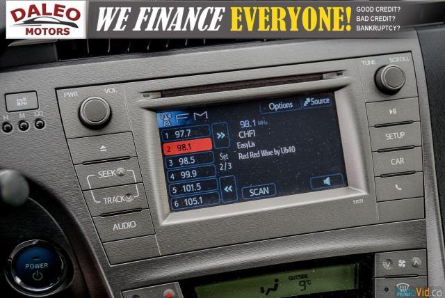 2012 Toyota Prius HYBRID / BACK UP CAM / BLUETOOTH Photo19
