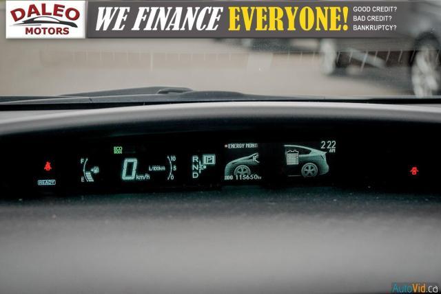 2012 Toyota Prius HYBRID / BACK UP CAM / BLUETOOTH Photo22