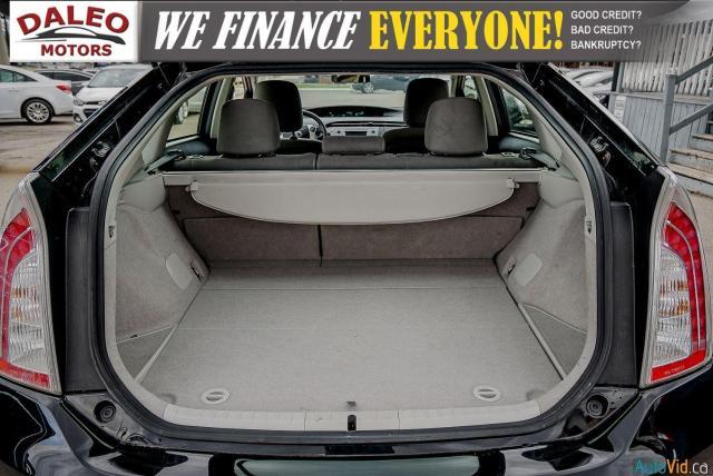 2012 Toyota Prius HYBRID / BACK UP CAM / BLUETOOTH Photo24