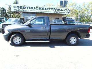 Used 2016 RAM 1500 Tradesman 4x4 for sale in Ottawa, ON