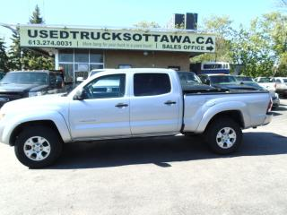 Used 2011 Toyota Tacoma for sale in Ottawa, ON