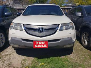 Used 2007 Acura MDX Elite Pkg for sale in Scarborough, ON