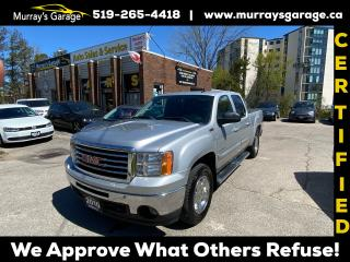 Used 2010 GMC Sierra 1500 SLE Crew Cab 4WD for sale in Guelph, ON