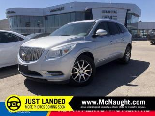 Used 2017 Buick Enclave Leather for sale in Winnipeg, MB