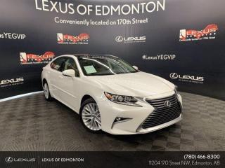 Used 2018 Lexus ES 350 EXECUTIVE PACKAGE for sale in Edmonton, AB