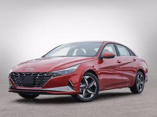 New 2021 Hyundai Elantra Ultimate Tech for sale in Fredericton, NB