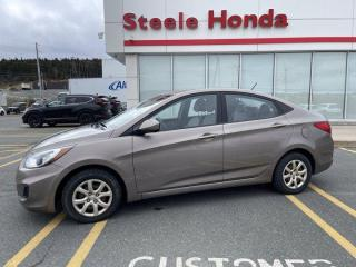 Used 2012 Hyundai Accent L for sale in St. John's, NL