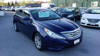Used 2012 Hyundai Sonata GL for sale in Burlington, ON