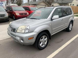 Used 2006 Nissan X-Trail SE for sale in Hamilton, ON